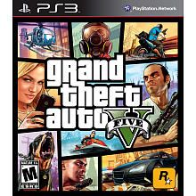 Grand Theft Auto V for Sony PS3