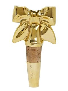 Bow Wine Stopper
