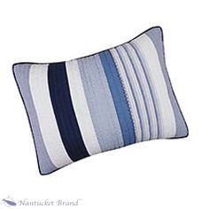Nantucket Dream Standard Sham nantucket dream, dream standard