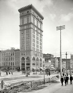 Dayton, Ohio c. 1904 (via)
