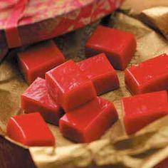 Licorice Caramel Candy Recipe