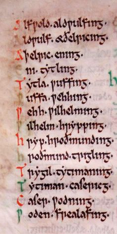 Woden and his Roles in Anglo-Saxon Royal Genealogy