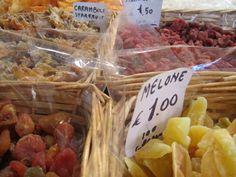 dried fruit... yummy