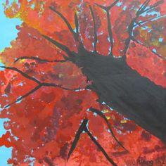 Depth of Field Paintings-8th Grade