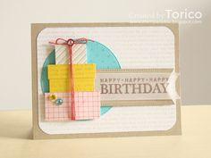 STAMPARADISE: Happy Happy Happy Birthday!