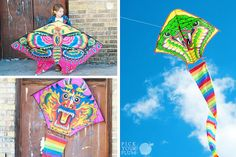 Gone with the Wind - Kites for 70% Off! #kites pickyourplum.com