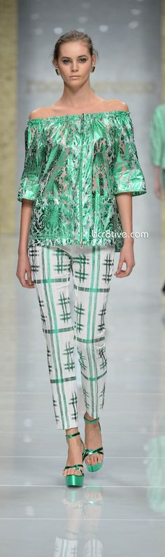 Roccobarocco Spring Summer 2013 Ready To Wear