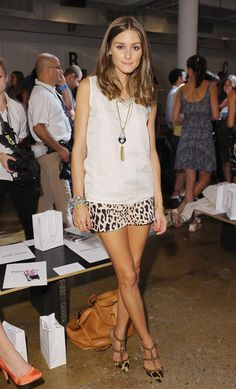 Olivia Palermo Photo - Peter Som - Front Row - Spring 2013 Mercedes-Benz Fashion Week