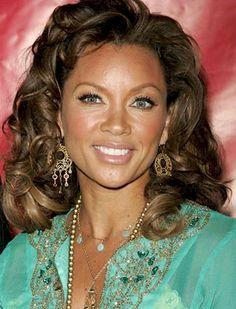 Vanessa Williams, singer, actress, model (African American, Caucasian American)