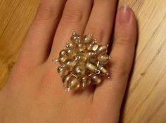 How to make a cluster ring.
