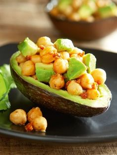 Recipes from The Nest - Avocado and Chickpea Salad