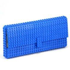 So Cool: Lego Brick Clutch