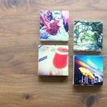 Make a mini Mod Podge Instagram canvas.