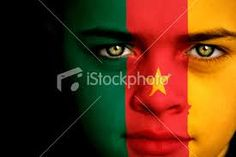 #AfricanShop #AfricanFlags #Cameroon flag face