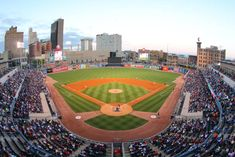 Toledo Mud Hens Fifth Third Field