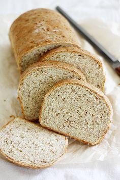 Cracked Wheat Bread | Girl Versus Dough