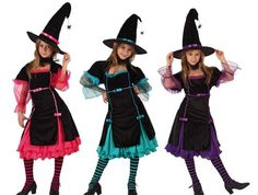 Disfraces de bruja
