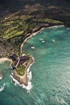 Turtle Bay Resort, Oahu Island, Hawaii