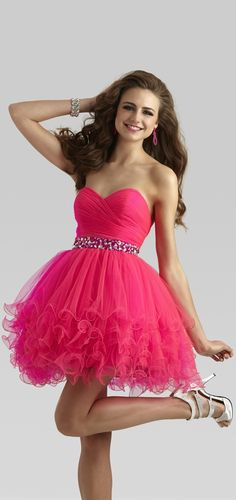 Clarisse #Homecoming #Dress 2014