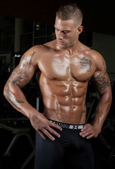 Travis Tardiff - Physique Competitor - Fitness Model