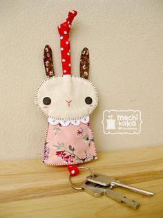 Rosy - key cover by mochikaka, via Flickr