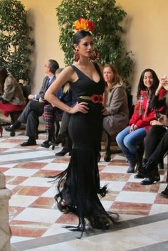 Traje de Flamenca - Adelanto-tendencias-2014- - SIMOF-2014-