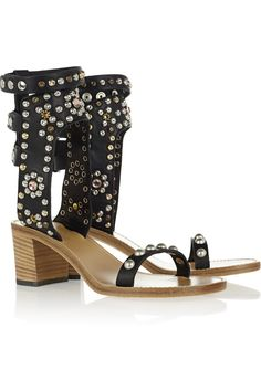 Isabel Marant | The Carol studded leather sandals
