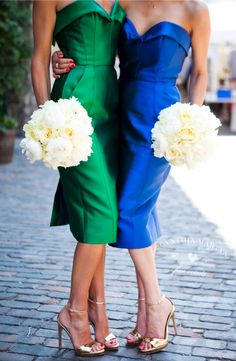 Bridesmaids Dress Color | Wedding Photography: ART HAUS FOTO, Bridesmaids' Dresses: Arthur Mendonca
