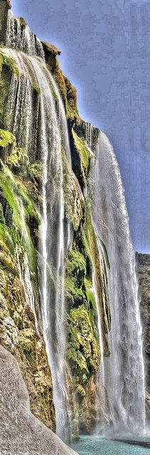 Tamul Waterfall in La Huasteca, Mexico