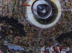 Space Colony Art, 1970s - Retronaut