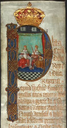 Philip and Mary I, Coram Rege Rolls, 1554. The National Archives reference: KB 27/1172.