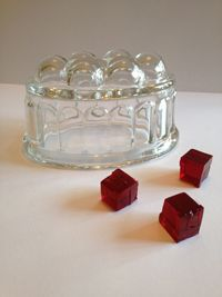 One Pint Vintage Jelly Mould