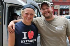 Brotherly love between Sam and Joe King on season four of #FarmKings.