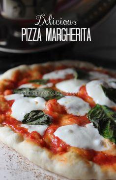 pizza margherita Pizza Margherita Recipe