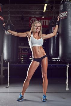 My new inspiration for better workouts. Awesome body!