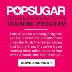 Tackle 26.2 With Our Beginner Marathon Training Plan