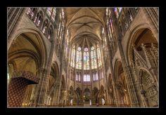 Saint Denis, France