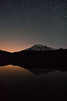 rainier star reflections 8635