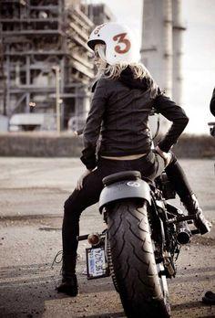 Vintage Motorbike Fa