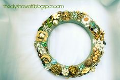 How-To , 6 Creative Ways to Use Brooches In Home Decor : Mw1