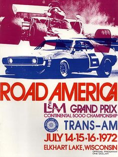 1972 Road America Trans Am