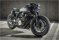 YAMAHA XS850 | BY SPIN CYCLE INDUSTRIES | Image