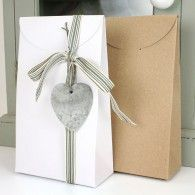 colour, gift boxes, gifts, taper gift, recycl taper, larg recycl
