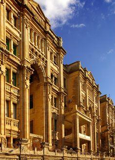 Balluta Buildings, St Julians, Malta.