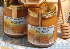 Scottish Heather Honey