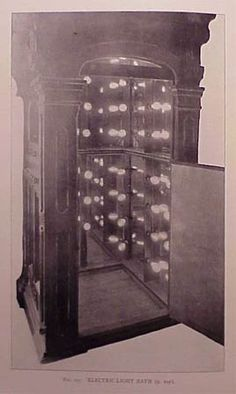 Light Cabinet