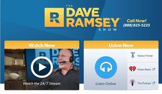 Debt Free Homeschool: The Free Dave Ramsey Show + New Free iTunes App!
