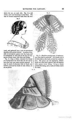 1859 Godey's Magazine - Google Books