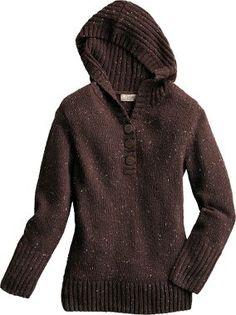 Cabela's Women's Kamet Peak Sweater, Women's Sweaters, Women's Tops, Women's Clothing, Clothing : Cabela's - like it in burgandy - looking for a good sweater hoodie
