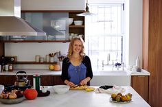 A Visit to the Kitchen of Amy Chaplin, Vegetarian Chef and Cookbook Author